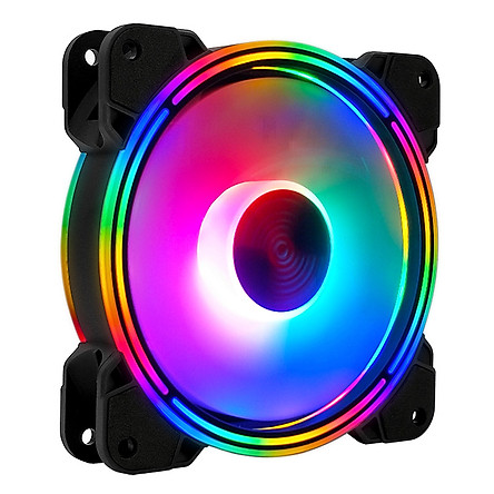Bộ 3 Fan Led Coolmoon RGB